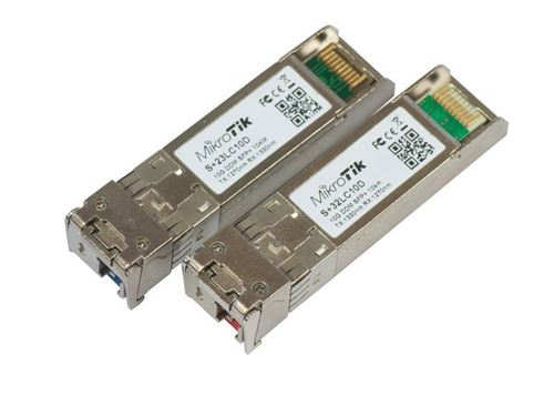 Picture of S+23/32LC10D SFP+ (10Gbit) module kit
